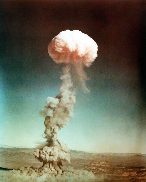 Mushroom Cloud Gallery - Easy