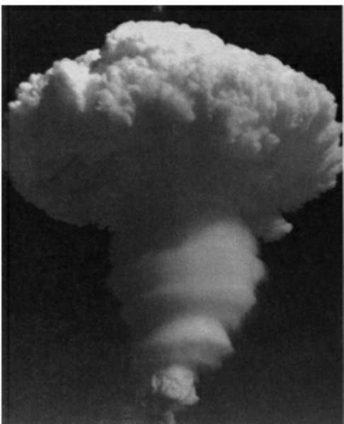 Mushroom Cloud Gallery - Test No. 6
